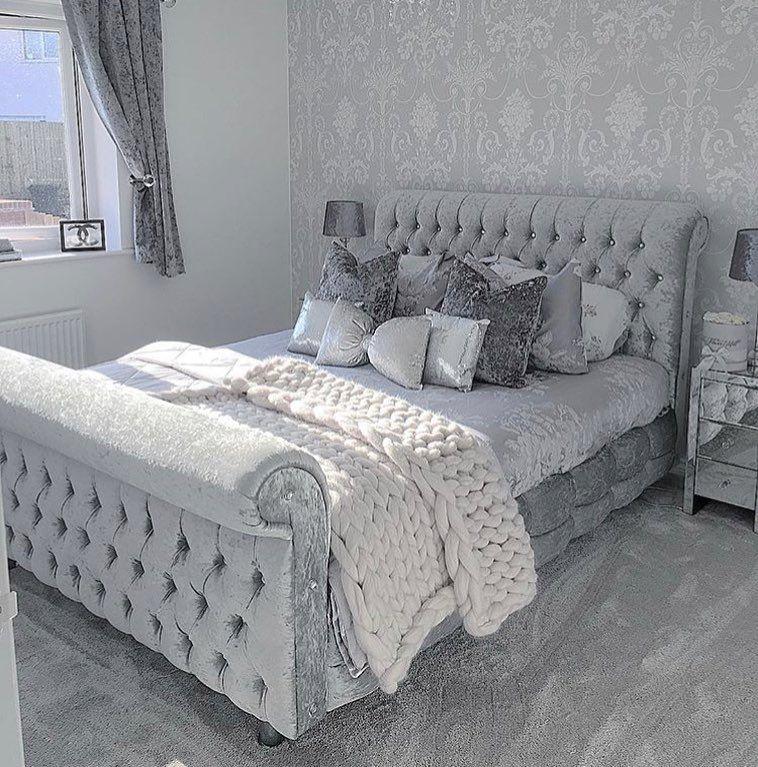 26 Best Velvet Bedroom Ideas Bedroom Design Bedroom Inspirations Velvet Bedroom