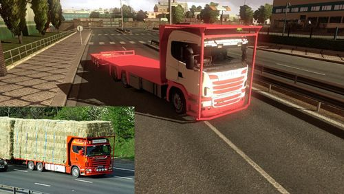 Лучшие моды на Euro Truck Simulator 2