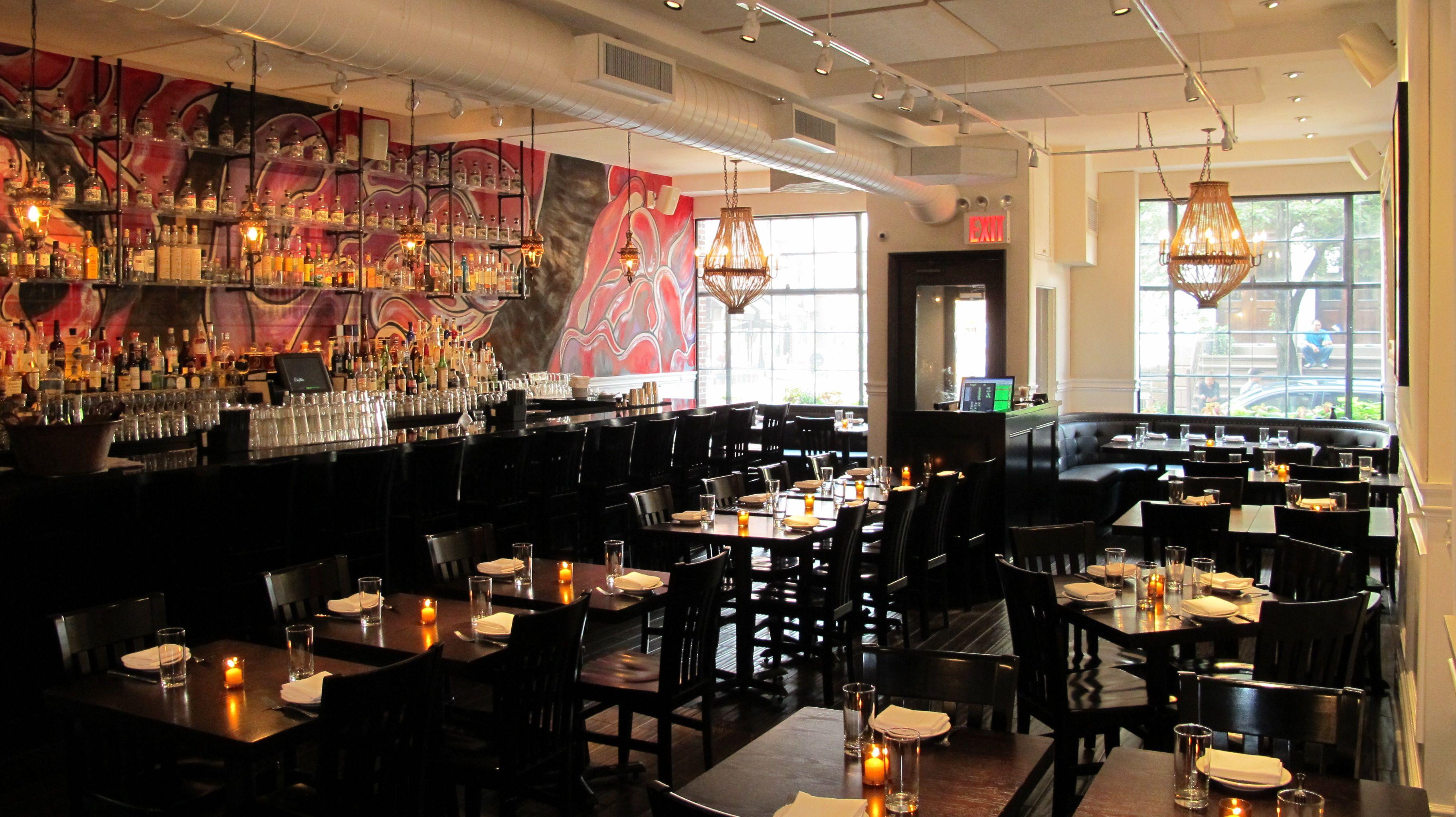 Empellon taqueria west village new york tables