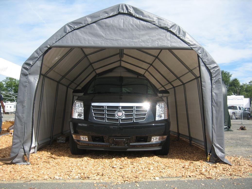 portable garages for trucks