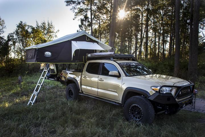 Tacoma Extreme Series Tent Top Tents Overlanding Roof Top Tent