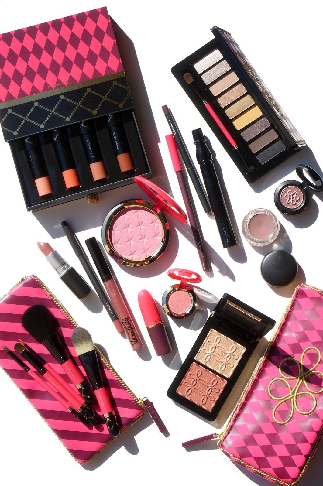 MAC Nutcracker Sweet Collection Review via The Beauty