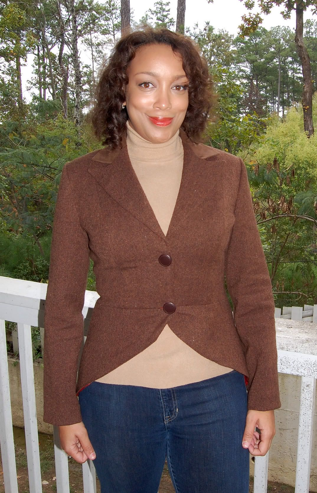 Vogue 8601 - The Tweed Riding Jacket! | Erica B.\'s - D.I.Y. Style ...