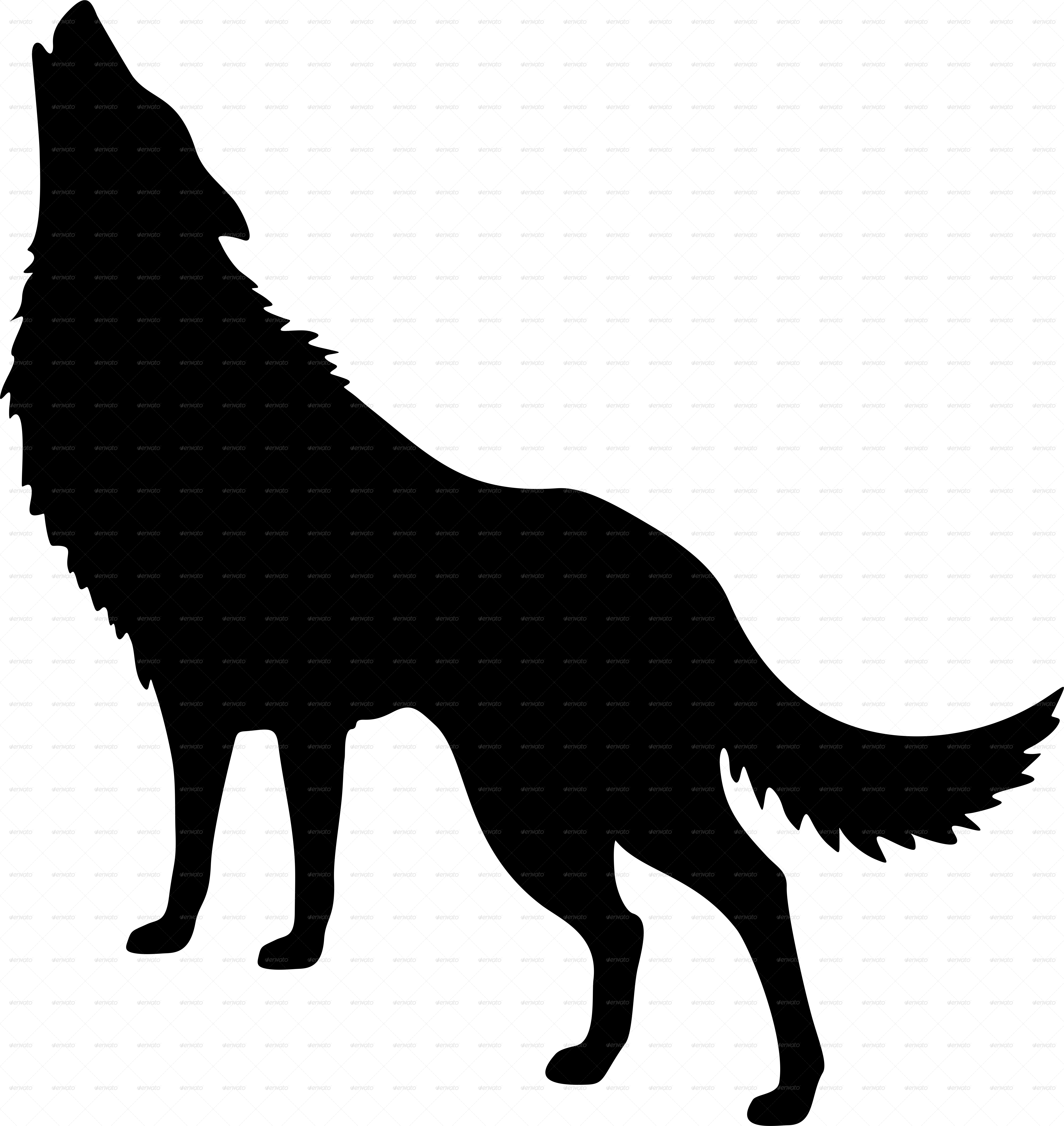 Wolf Howling At Blue Moon Ad Howling Sponsored Wolf Moon Blue Wolf Howling At Moon Wolf Silhouette Wolf Howling Drawing