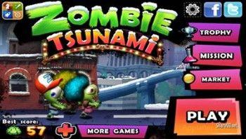 Tải Game Zombie Tsunami Miễn Phi Hay Nhất Cho Mobile Game điện Thoại