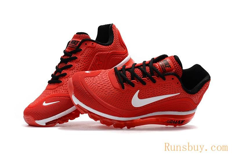 6499b4d4cfeb New Coming Nike Air Max 2017 5 Max KPU Red White