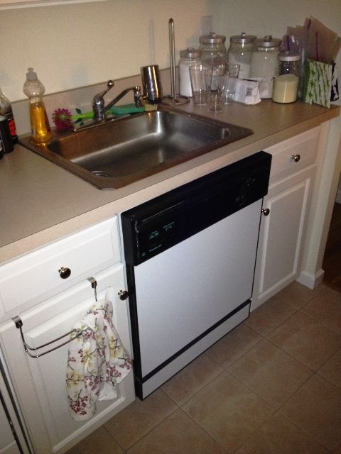 Kitchen Sink With Small Dishwasher Dave Snyder Real