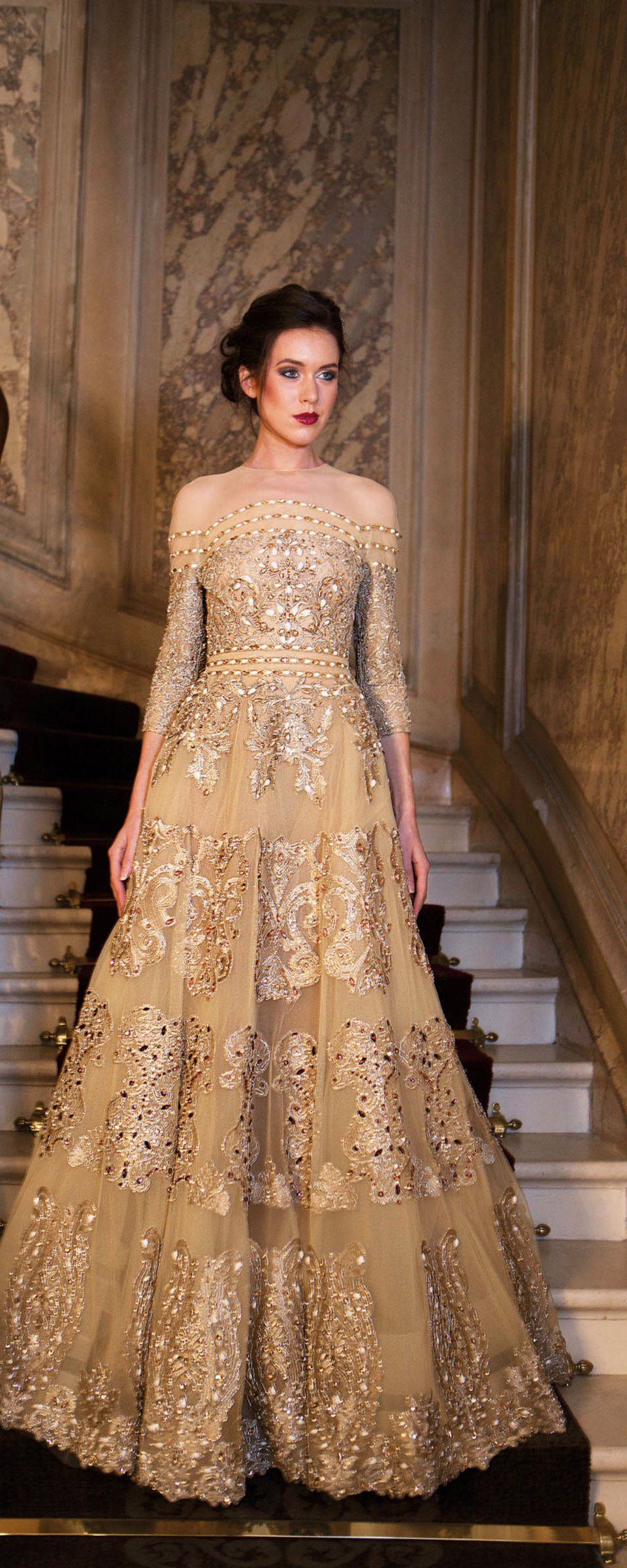 Antonios Couture Fall-winter 2017-2018 - Couture | Gowns, Couture ...