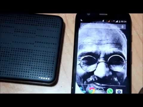 How to - Connect External Hard Disk to OTG Android Tablet ...