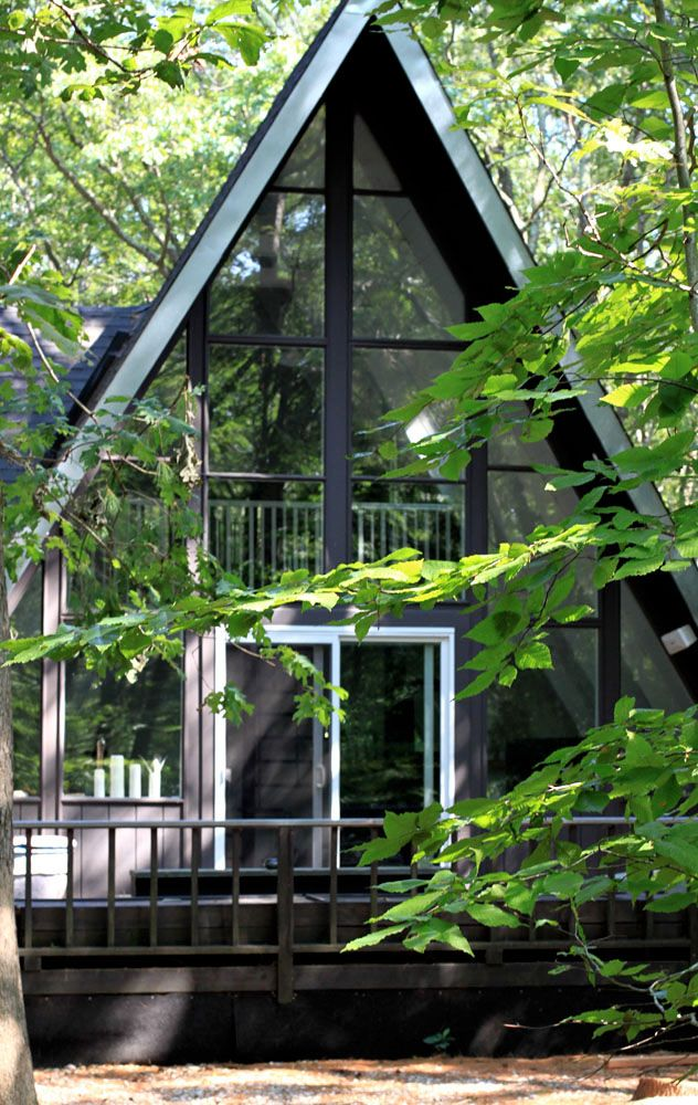 10 A Frame House Designs For A Simple Yet Unforgettable Look A