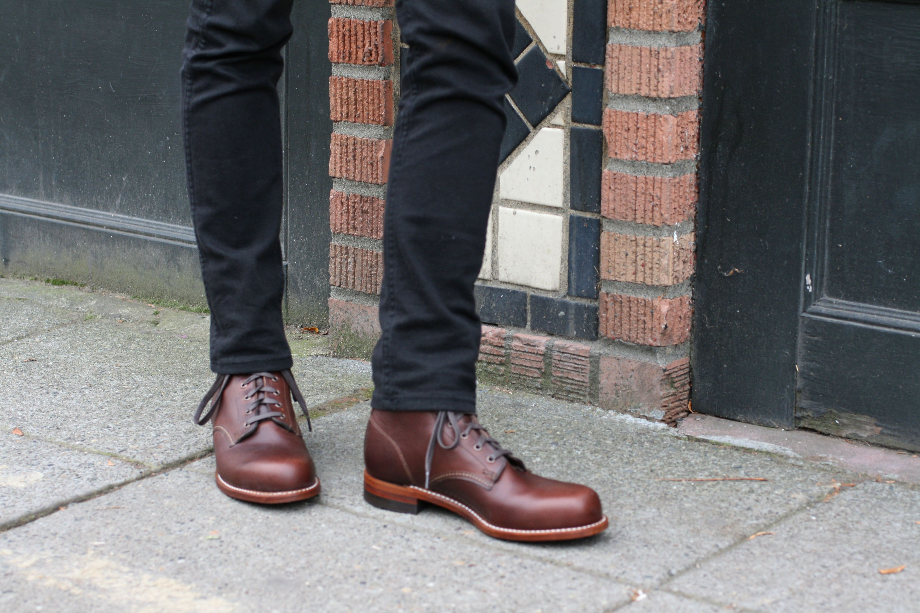310e1a02897 1000 Mile Boot | *Elements of style | Wolverine 1000 mile boots ...