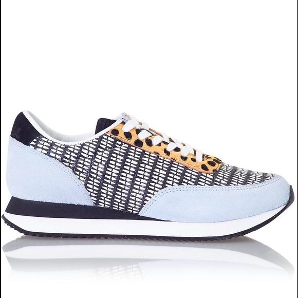 NWB Loeffler Randall RIO Sneakers