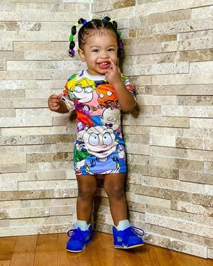 Rugrats Play Dress Children's Boutique Clothing |