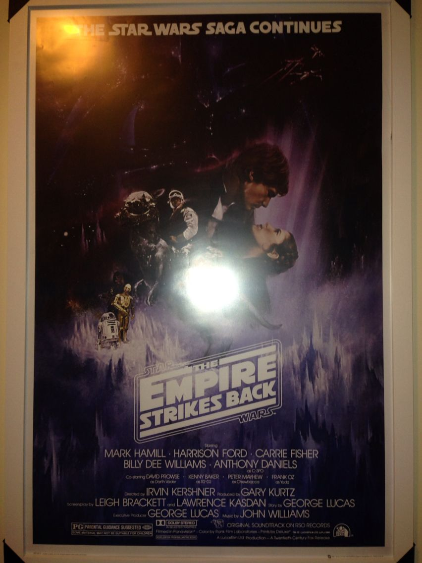 My star wars poster i bought at hmv and it was 20 with poster frame my star wars poster i bought at hmv and it was 20 with poster frame gumiabroncs Image collections