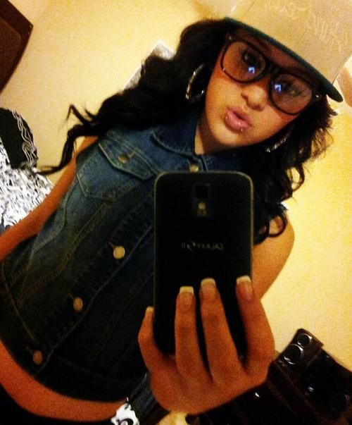 black teen with swag - photo #31