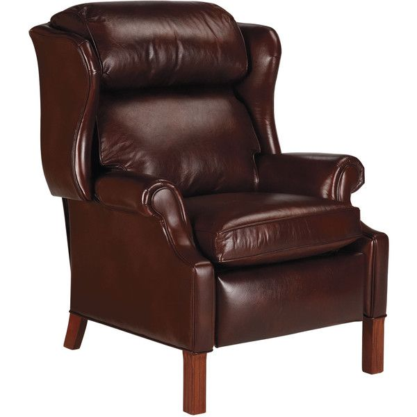 Stupendous Ethan Allen Townsend Leather Recliner 1 885 Liked On Short Links Chair Design For Home Short Linksinfo