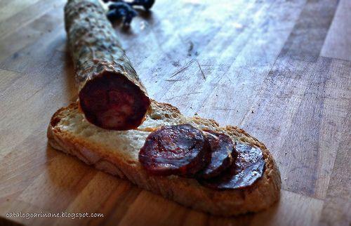 Chorizo Jabali Bellota Foodie Inspiration Foodie Jamon