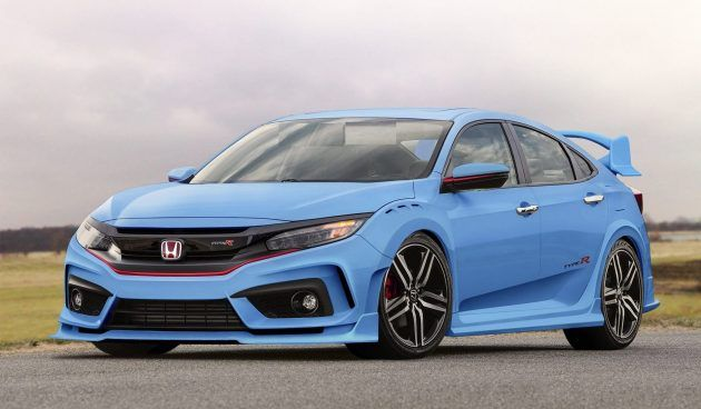 2018 Honda Civic Type R Specs