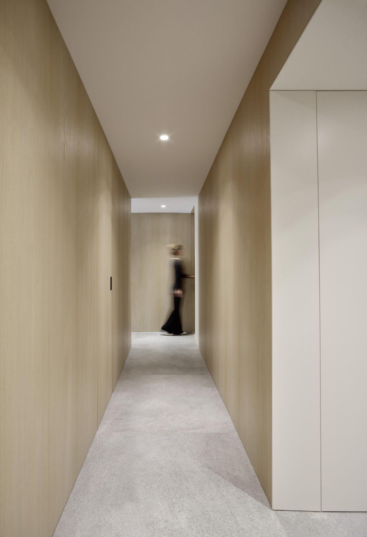 | HALLWAY | DM Apartment designed by Francesc Rifé Studio