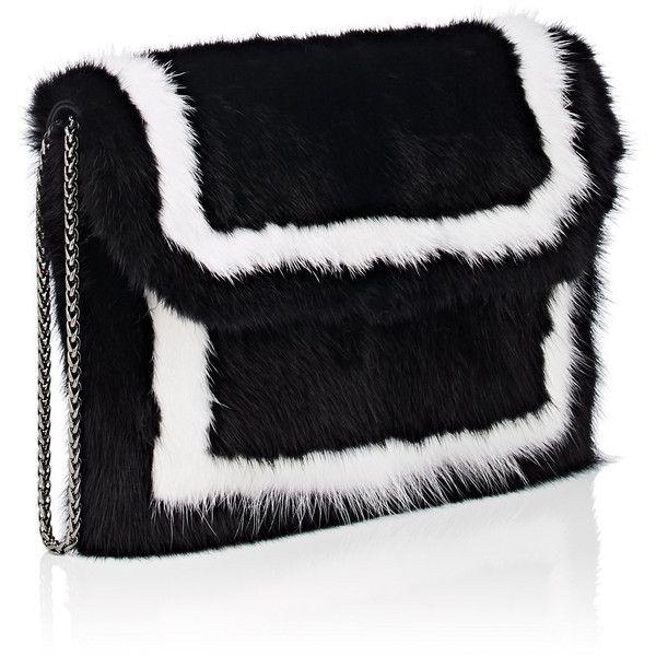 Womens E6 Mink Fur Clutch Baraboux gs1Hcl2T