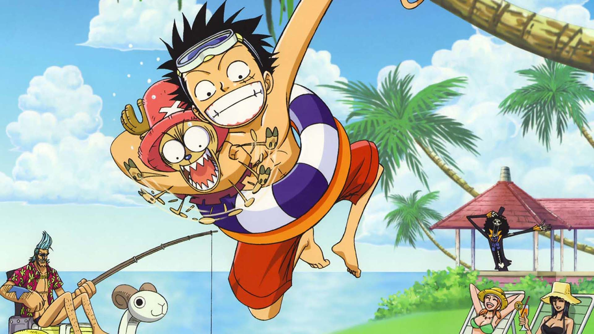 One Piece Wallpaper Download Free