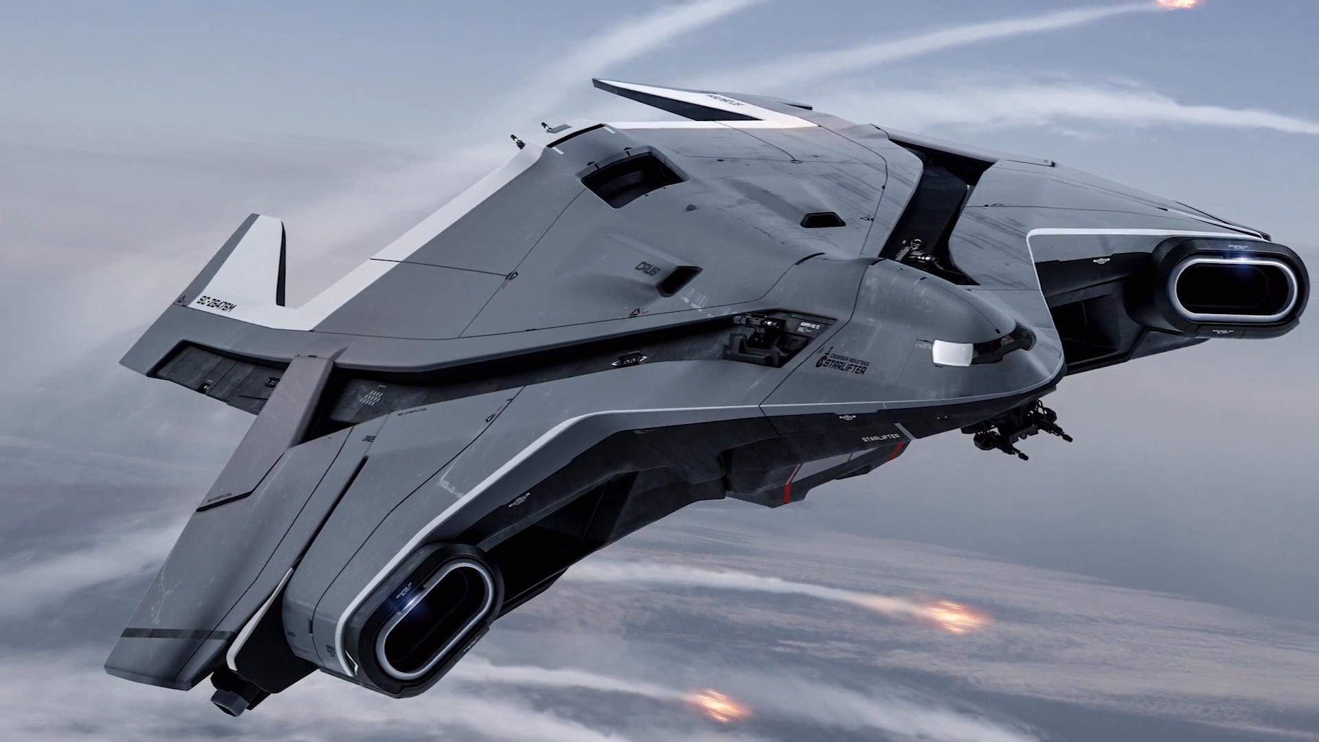 Abounding Star Citizen Ships Watches #spaces # ...