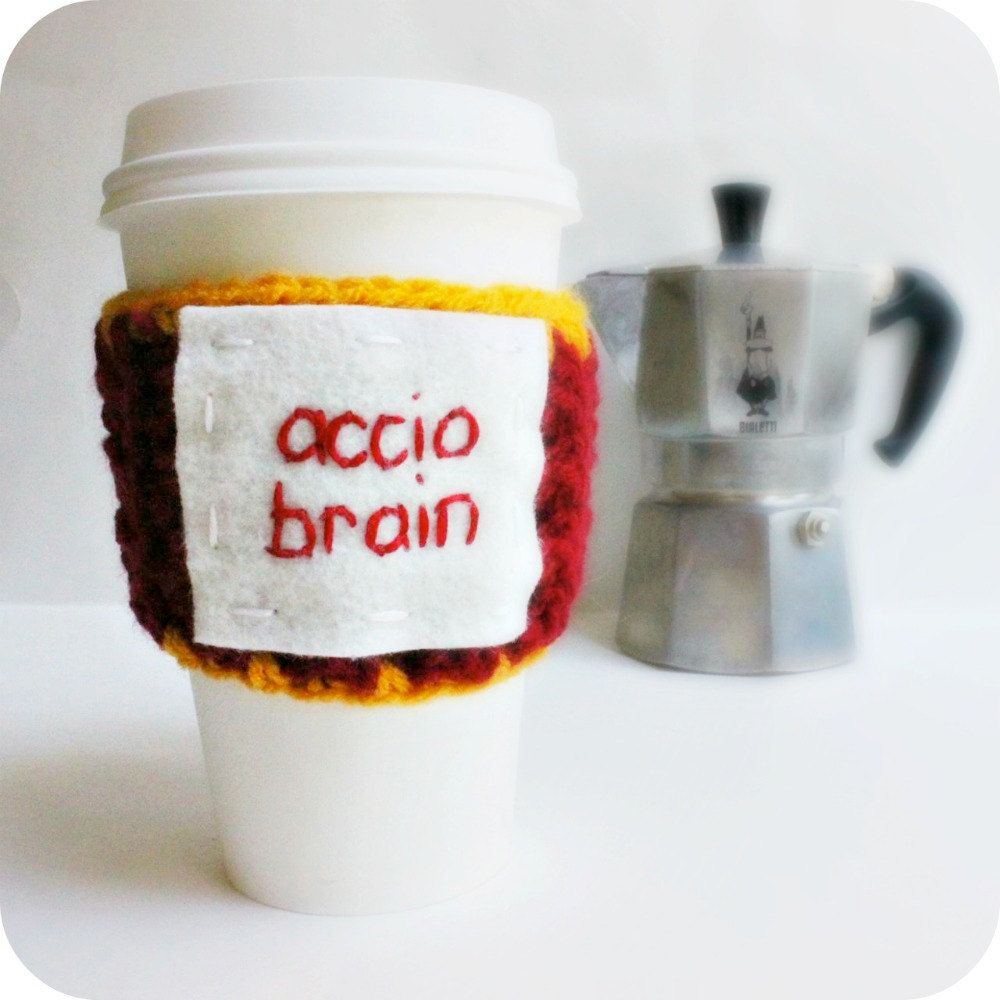 i don\'t drink coffee, but thought this was funny. Accio Brain funny ...
