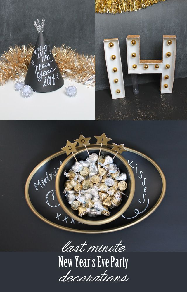 Last-Minute New Year's Eve Party Ideas | New years eve ...