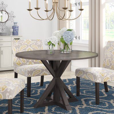Olivet Dining Table | Dining table, Round dining table ...