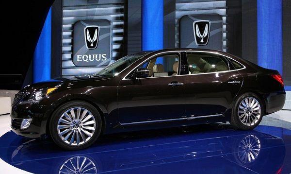 Hyundai Equus 2017