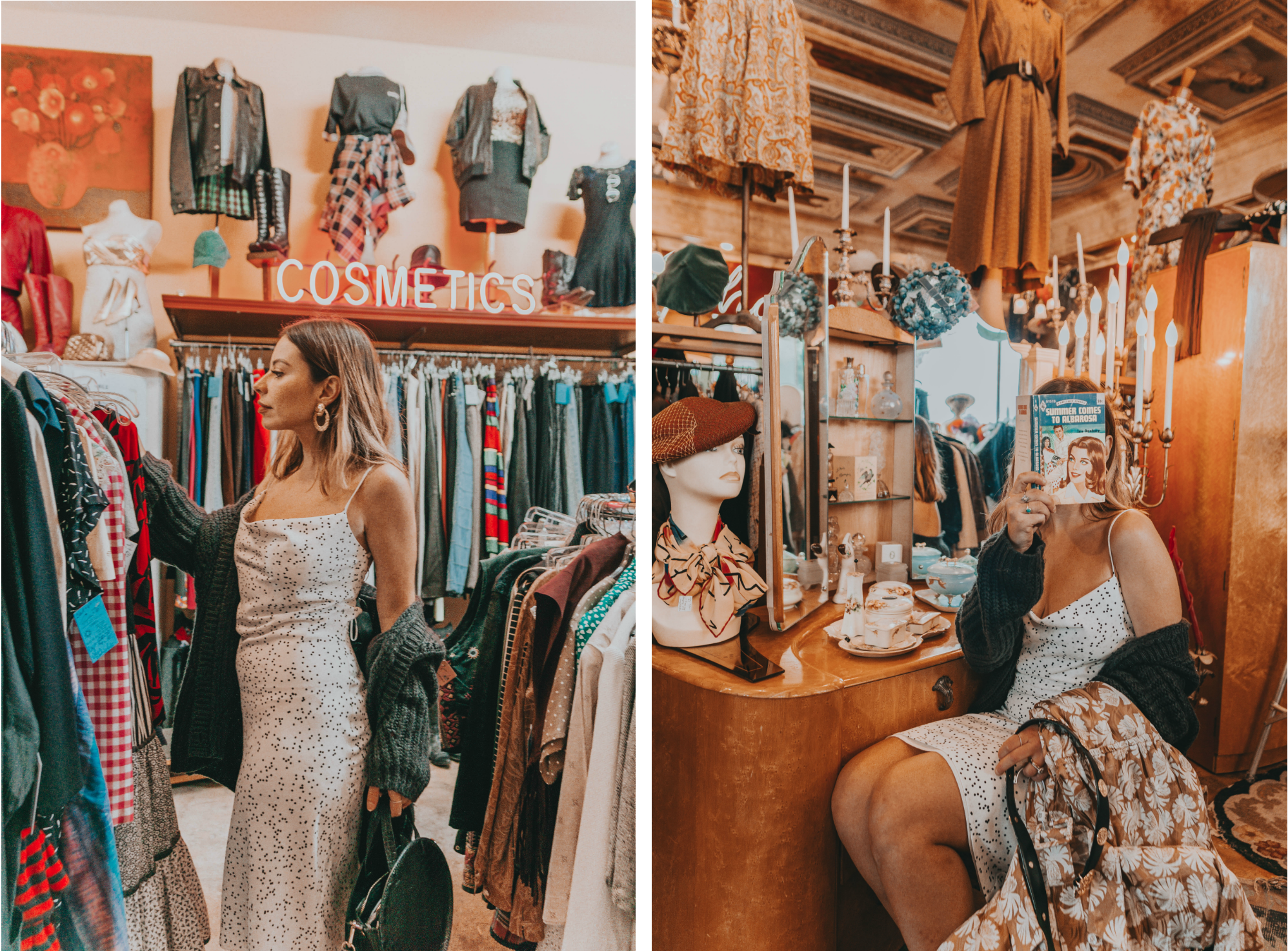 How To Shop For Vintage Clothes Vintage Clothes Shop Thrift Store Outfits Vintage Outfits