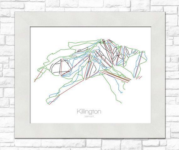Killington Ski Map | Killington Vermont | Modern Wall Art | Mountain on burlington vt map, glastenbury vt map, jacksonville vt map, danby vt map, west dover vt map, sutton vt map, north ferrisburgh vt map, saxtons river vt map, green mountains vt map, rutland vermont map, averill vt map, hiking long trail vt map, berkshire vt map, vermont airports map, pownal vt map, castleton vt map, post mills vt map, manchester vt map, mount mansfield vt map, holland vt map,
