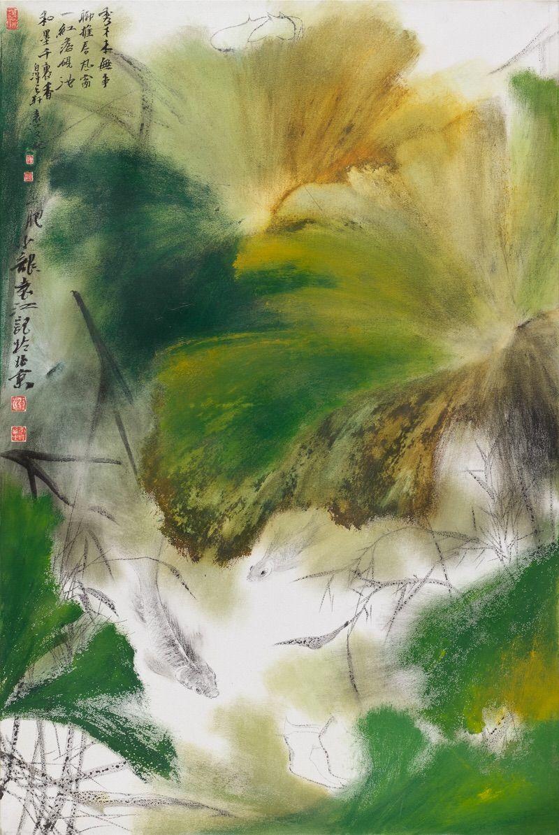 北京大学国画 袁江