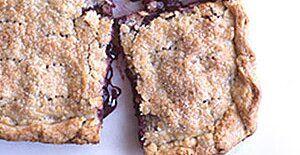 Slab Pie   Recipe in 2020   Slab pie, Stone fruit, Pie