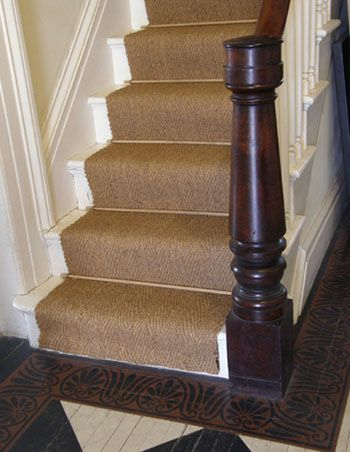 Staircase Runners | How To Install Coco Stair Runners | MORE THAN MATS U0026  DOORMATS