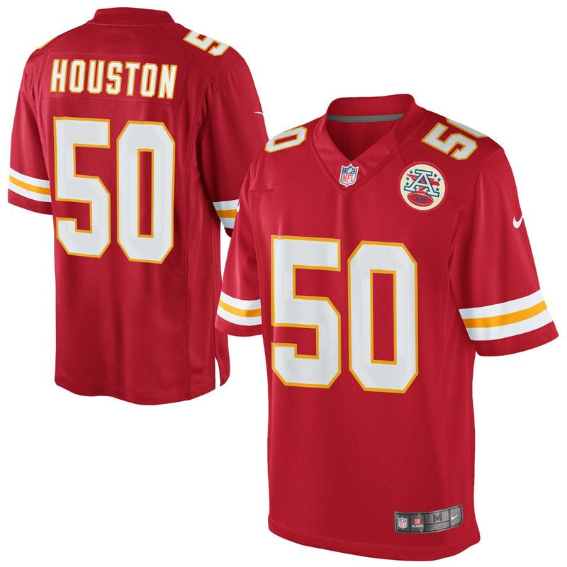 Justin Houston Kansas City Chiefs Nike Team Color Limited