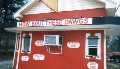 Little Red Dog House Albany Ga Google Search With Images Dog