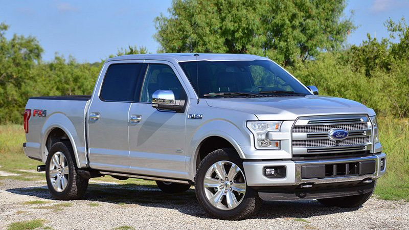Ford offering 10,000 in incentives for new F150 Ford