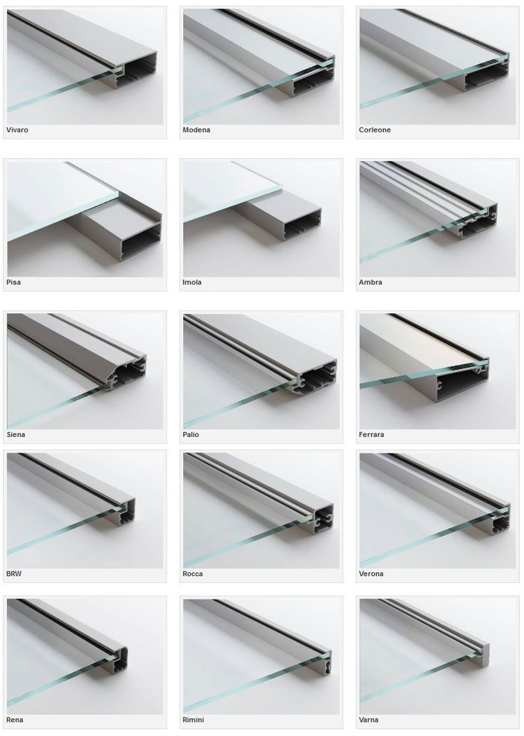 Aluminum Fronts With Frosted Glass Aluminum Glass Cabinet