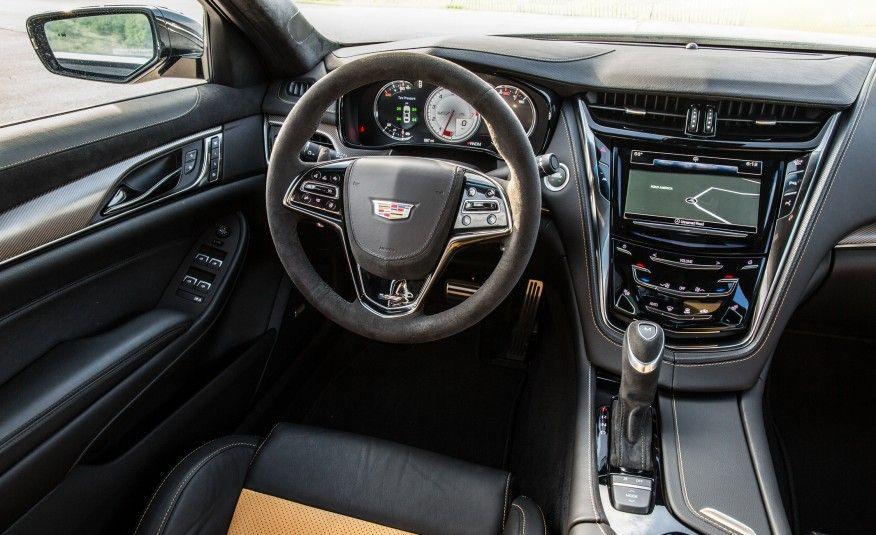 2016 Cadillac Cts V Interior