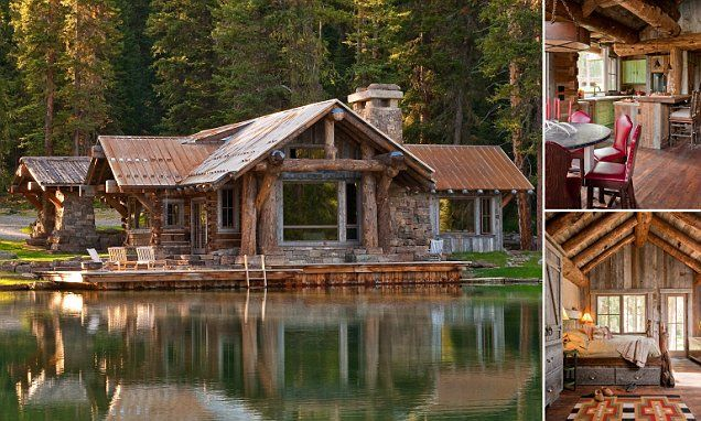 Could This Be The Most Beautiful Log Cabin In The World