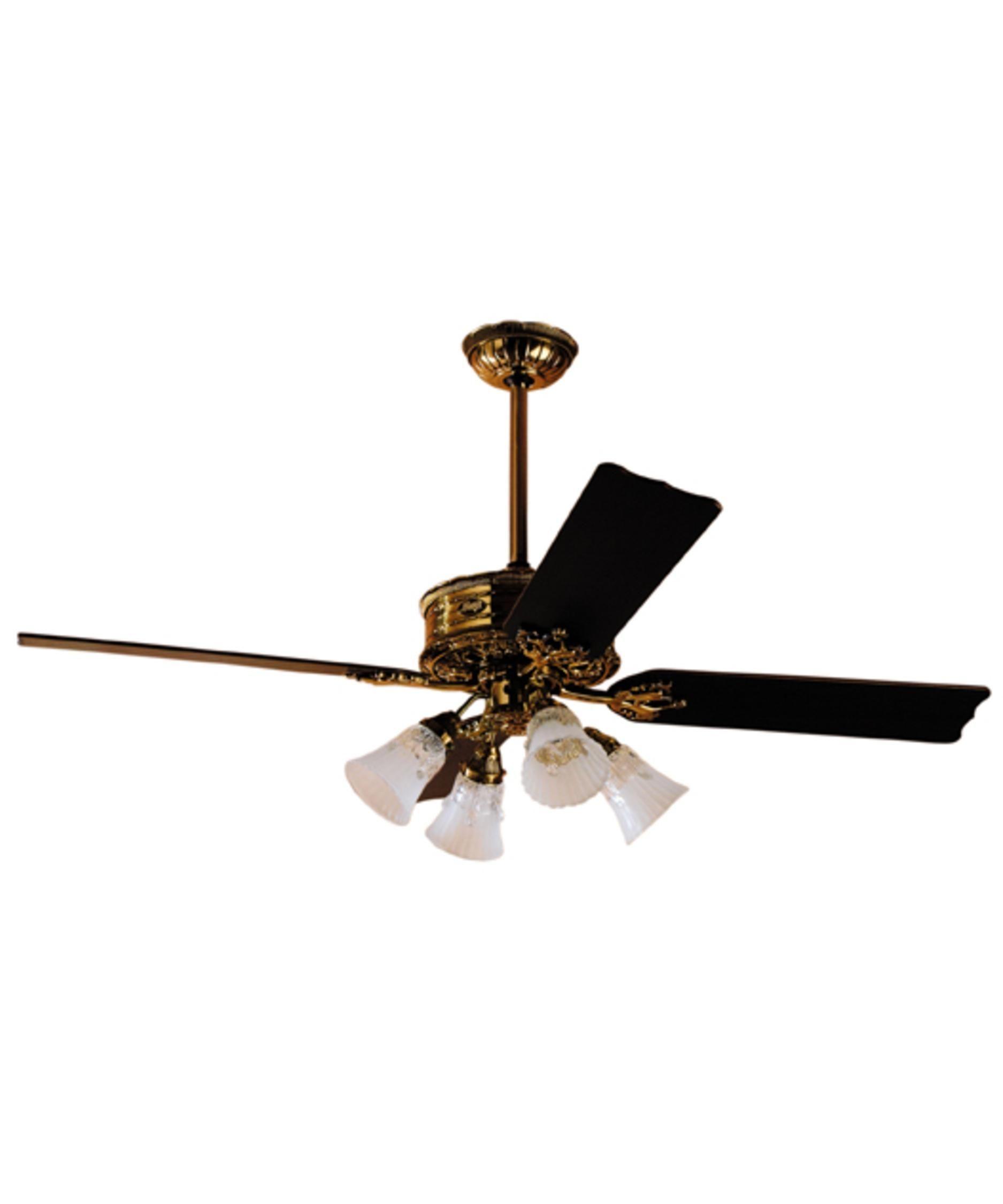Hunter Savoy Fan With Light