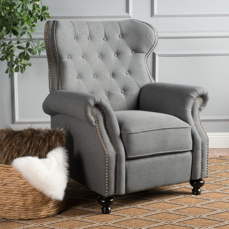 Leverette Recliner In 2019 Chair Club Chairs
