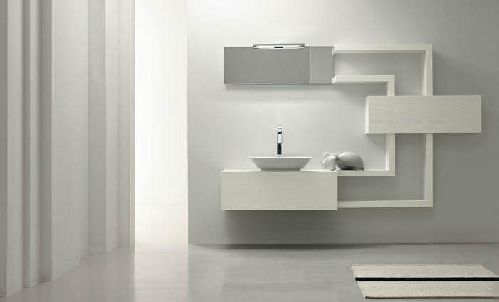 Karma bathroom cabinetry by arcom italy ambient bathrooms