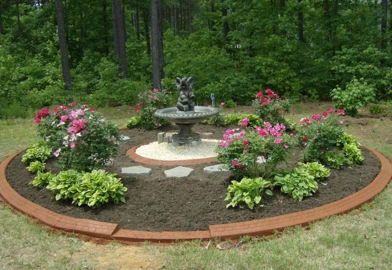 Front Yard Island Landscaping Ideas Part - 30: Garden Ideas