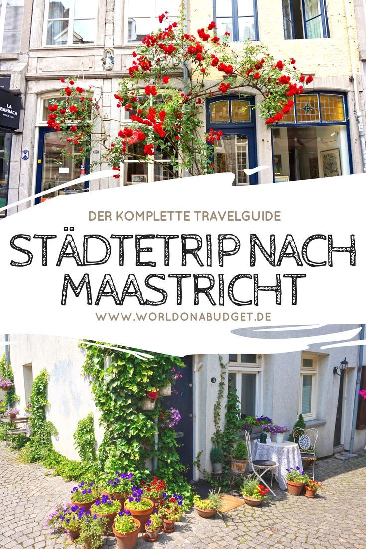Photo of Maastricht sights: Tips for a relaxing day