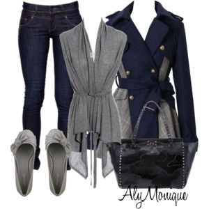 Baby, It's Cold Outside - Polyvore
