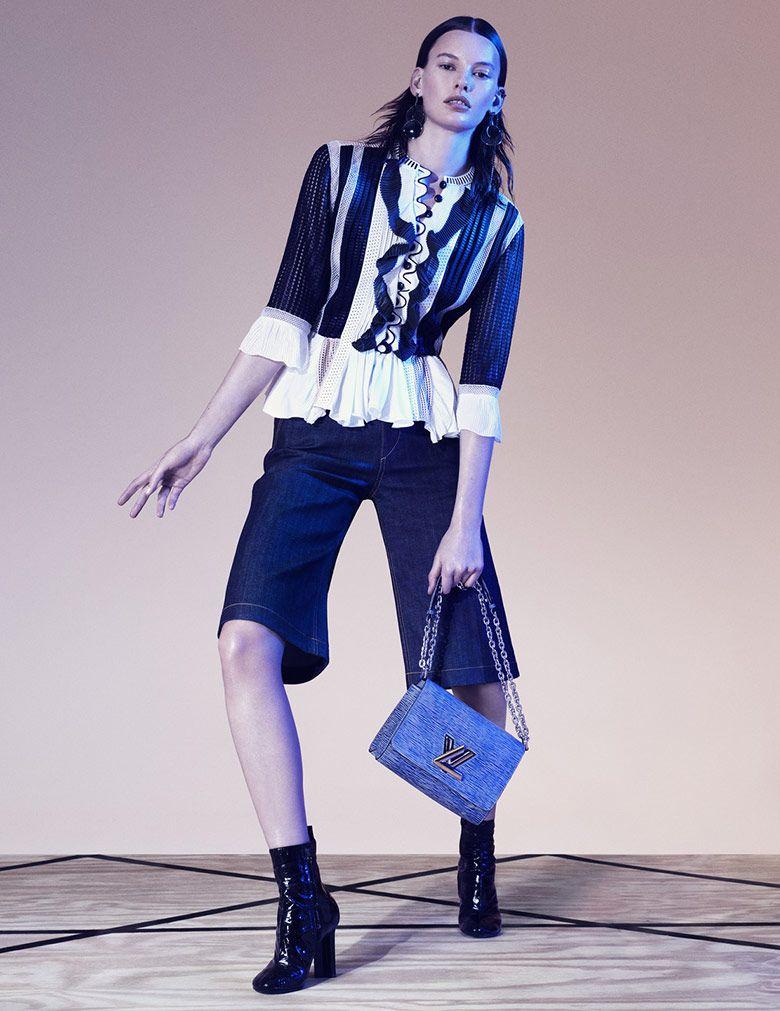Amanda Murphy for W Magazine Korea April 2015 | The Fashionography
