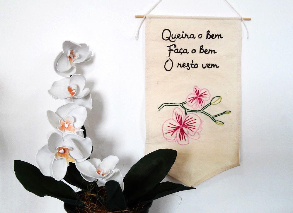 Flâmula Orquídea