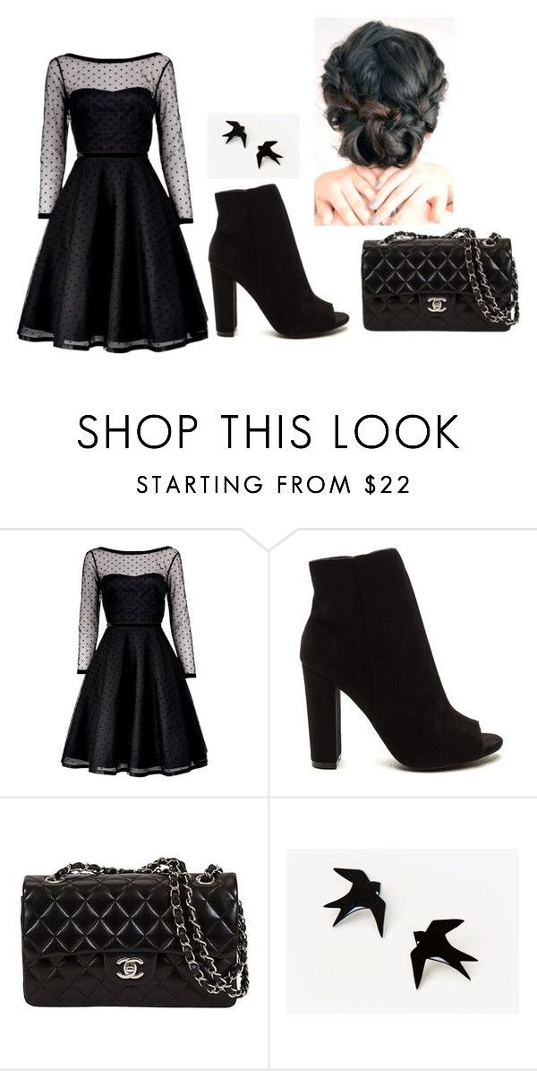 Emo Dress #emodresses Emo Dress by zuheily on Polyvore featuring Marc by Marc Jacobs #emodresses